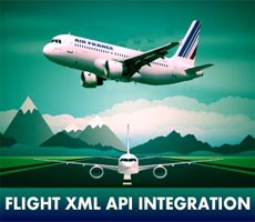 Flight Booking XML API Integration