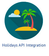 Holiday XML API Integration