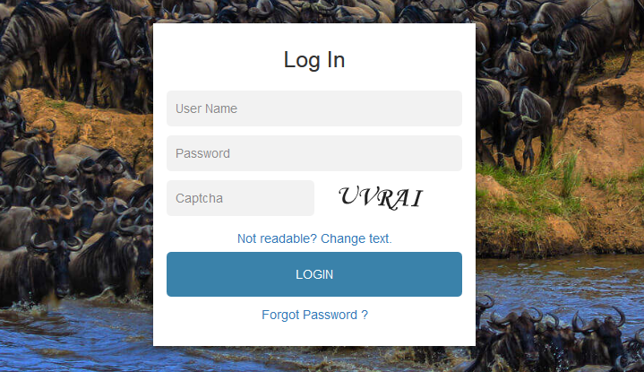 Package Tour Admin Login